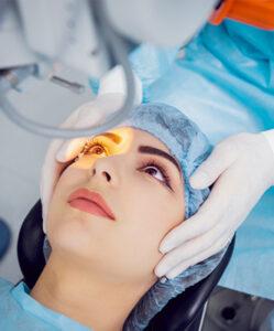 Chirurgie cataracte