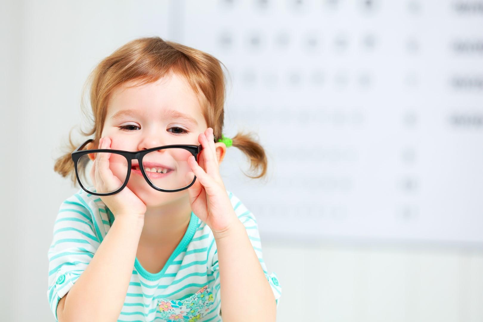 Troubles visuels enfant